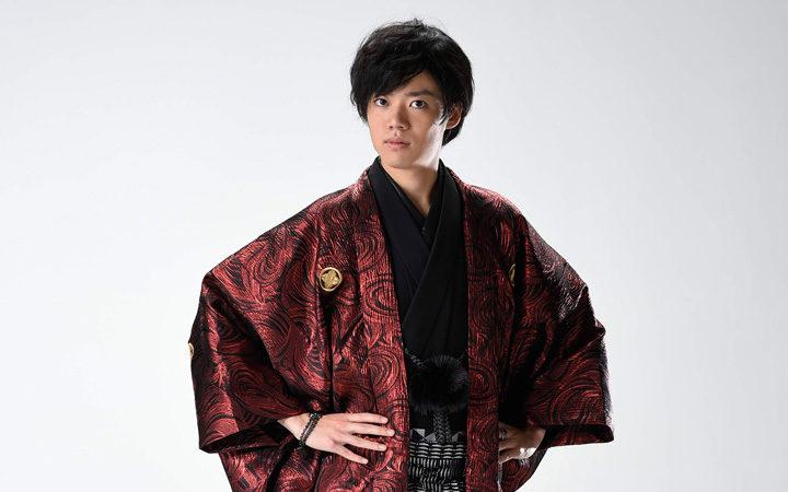 紋付袴展示会 4月11日から4月19日まで