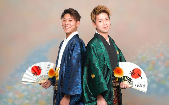 成人式 男性 紋付袴 お得情報と特典