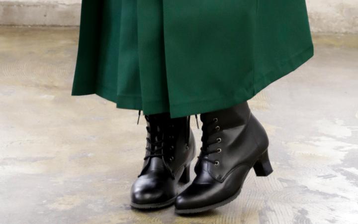 卒業式の袴に合わせるブーツはどんなものを選べばいいの