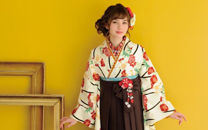 卒業式袴 展示会 10月31日から11月23日まで