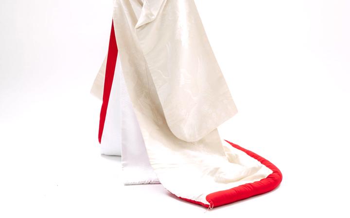 花嫁衣装 白無垢の赤ふきの意味