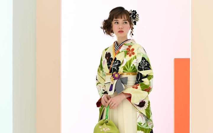卒業式の袴に合わせる着物って振袖でもいいの