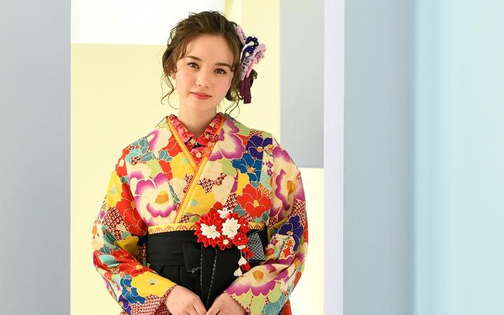 卒業式袴 展示会 6月12日から6月27日まで