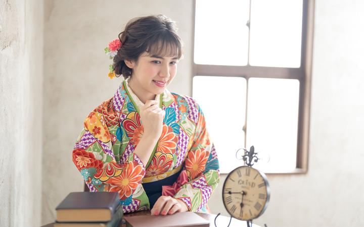 卒業式袴 展示会 9月4日から9月20日まで